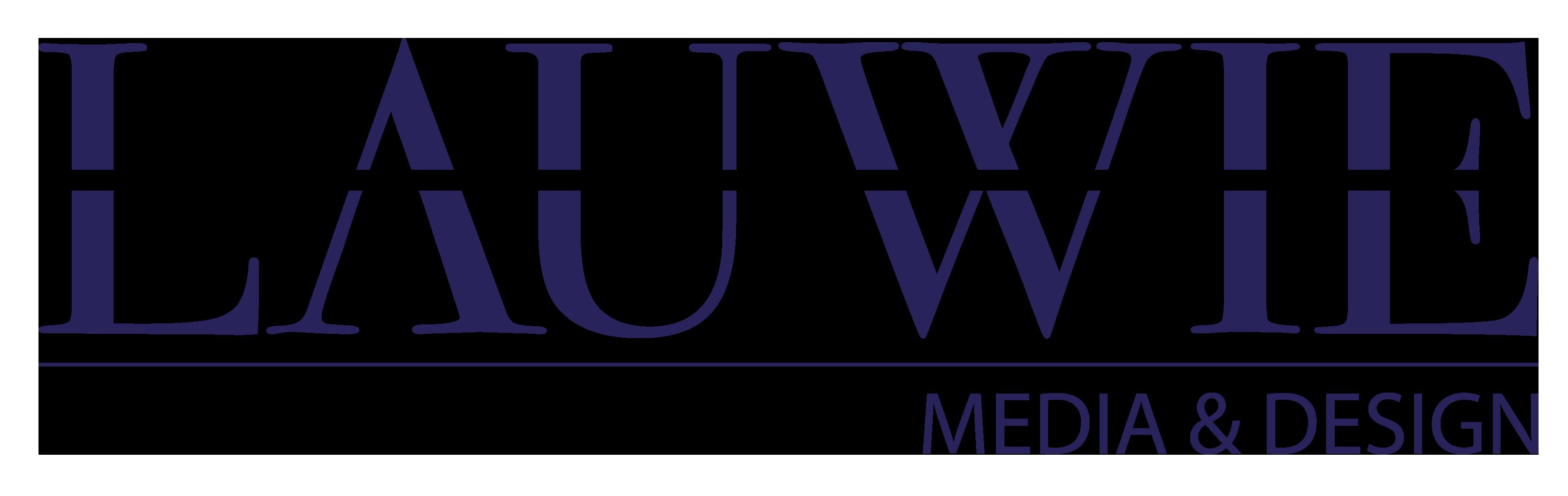 Lauwie-media-&-Design-Logo